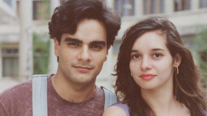 Guilherme de Pádua e Daniella Perez