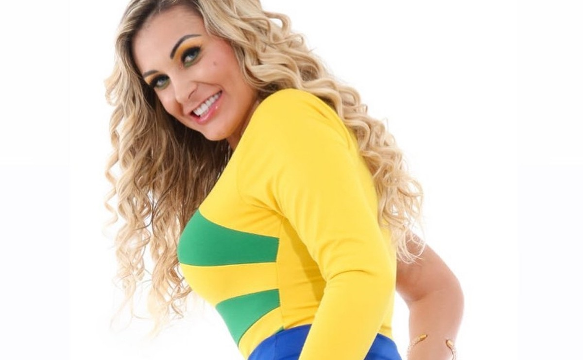 """Andressa Urach: """"Meu bumbum ficou guardado e o Brasil saiu do eixo"""""""