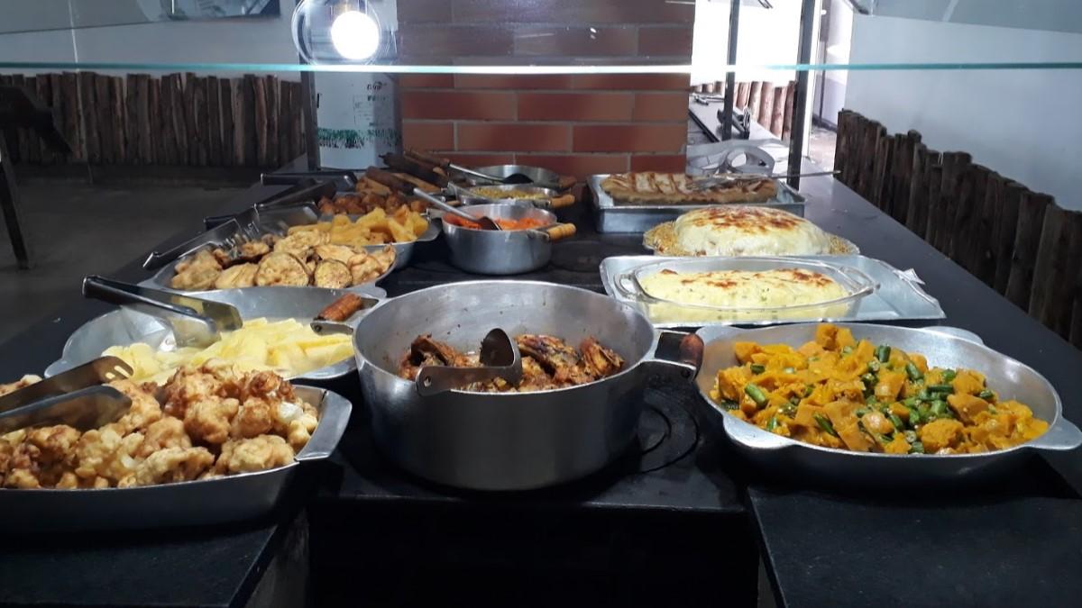 fogão a lenha em Goiânia