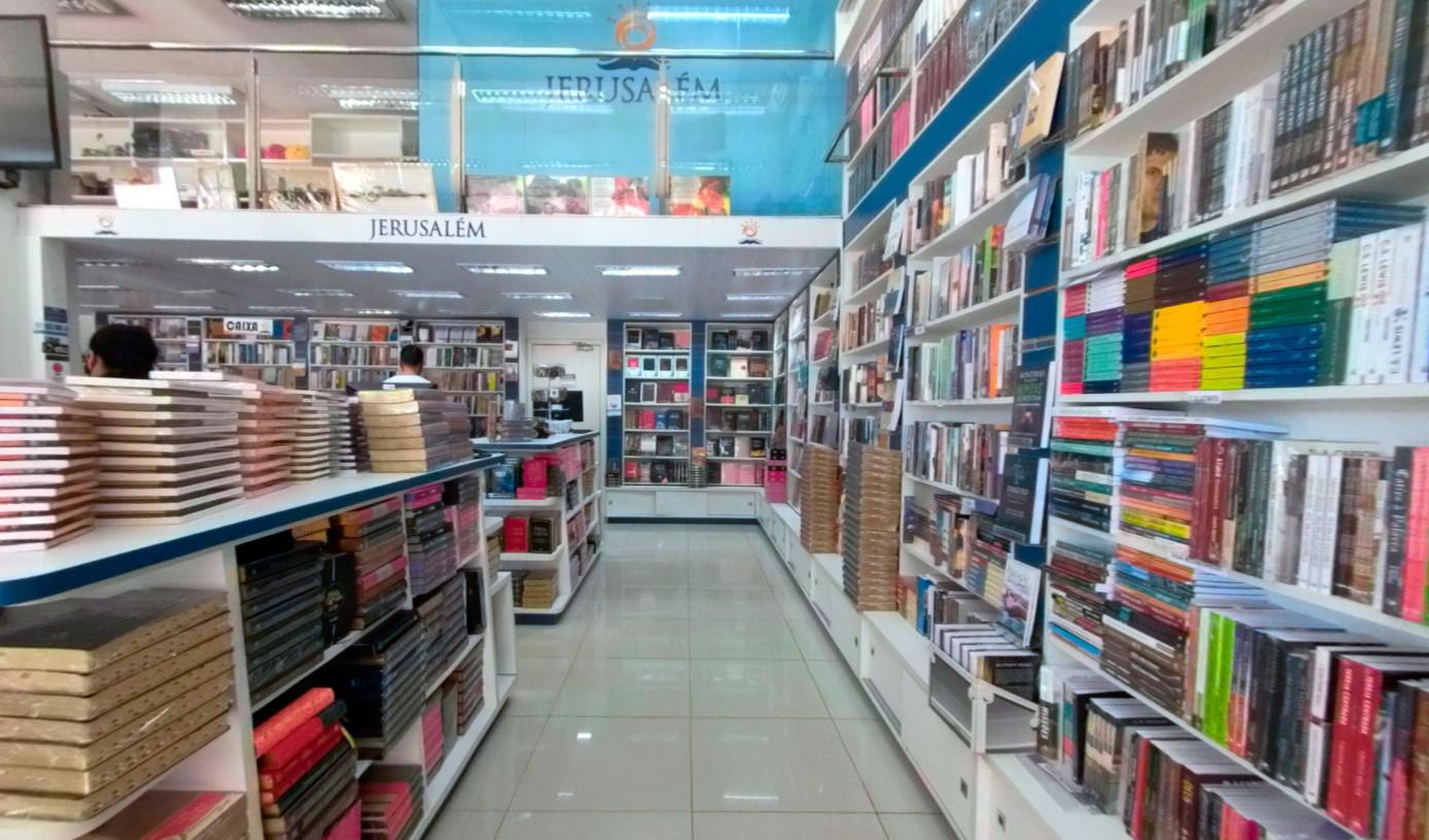 livrarias com entrega em Goiânia