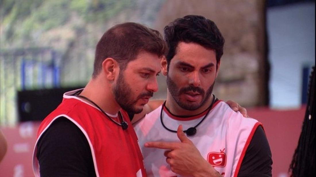 sertanejo BBB 21: Gil, Caio ou Rodolffo? enquetes apontam quem será eliminado