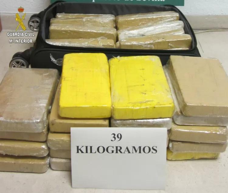Manoel Silva Rodrigues foi preso em junho de 2019 após desembarcar com mais de 30 quilos da droga na Espanha