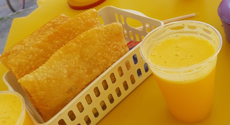Pastelaria Sabor Real é opção de pastel em Aparecida de Goiânia