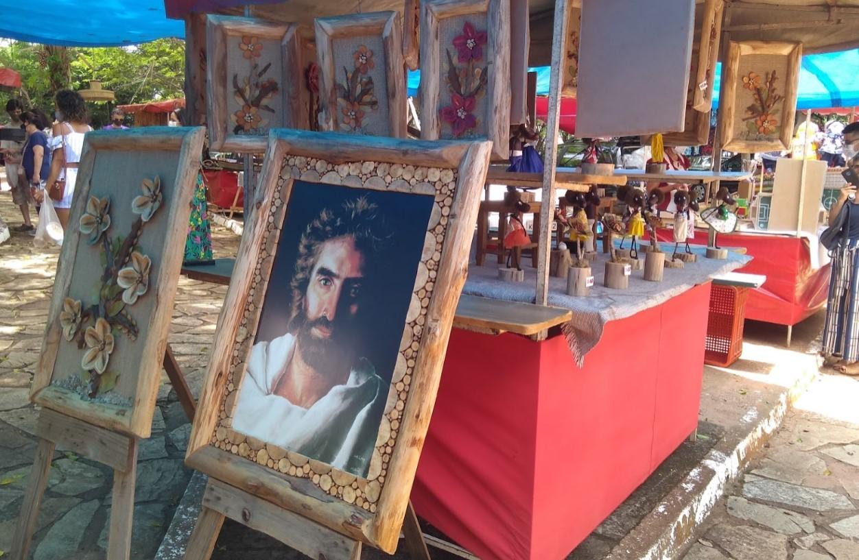 Artesanato é presente de Dia das Mães em Goiânia