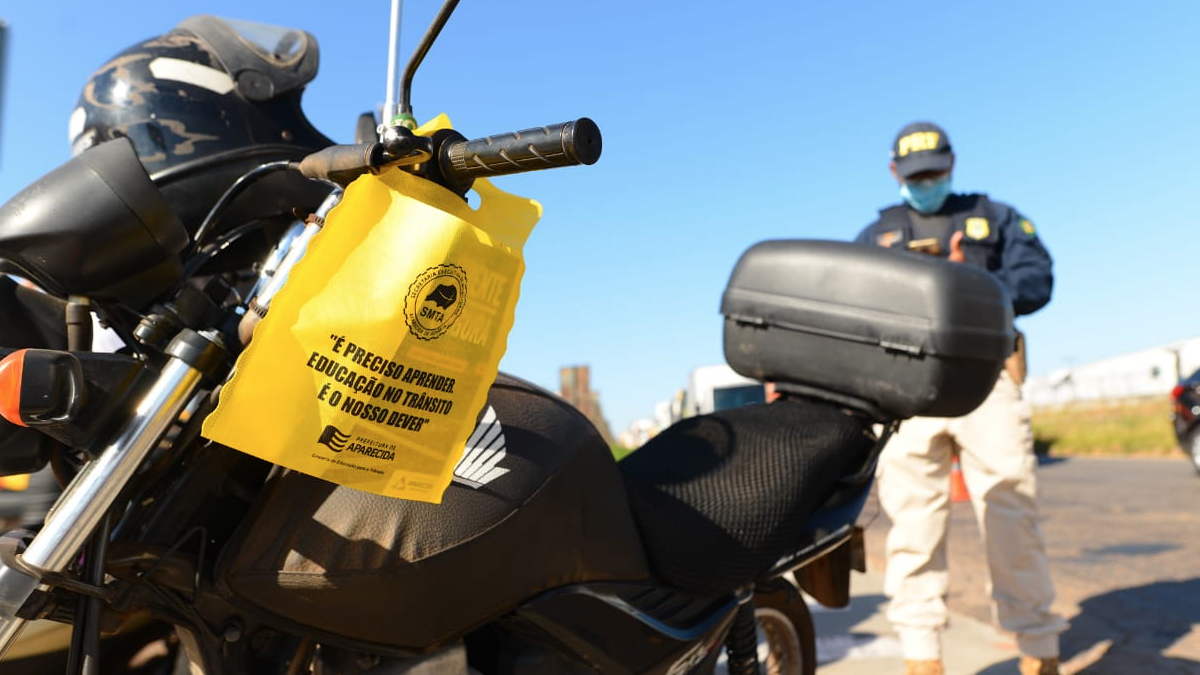 Maio Amarelo foi marcado pela imprudência e falta de atenção dos motoristas e principalmente motociclistas