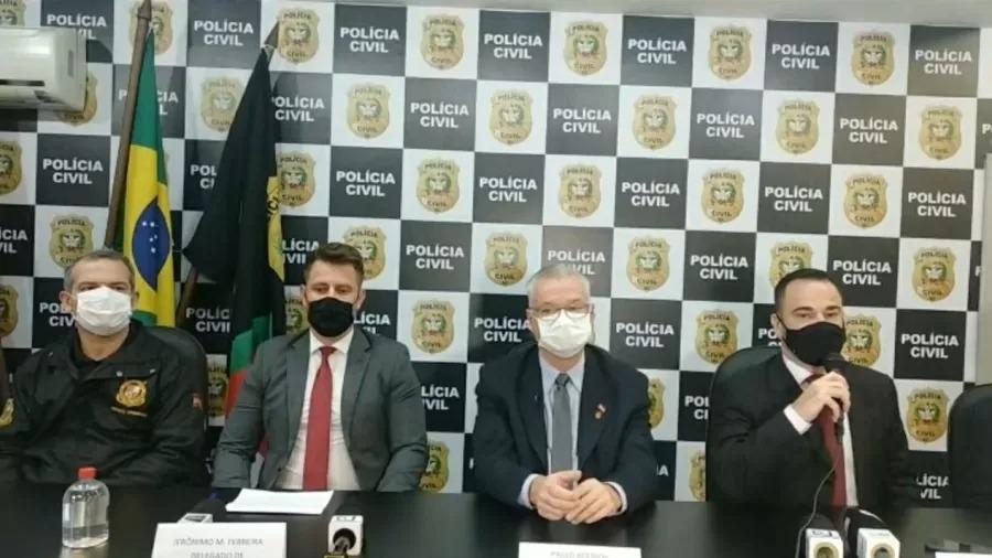 Polícia indicia autor de ataque a creche de Saudades (SC) por 5 homicídios