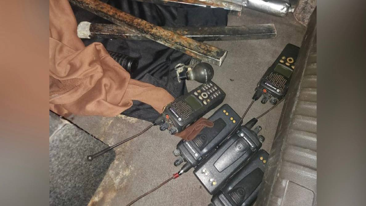 Suspeito de roubo a banco que transportava granada morre em confronto