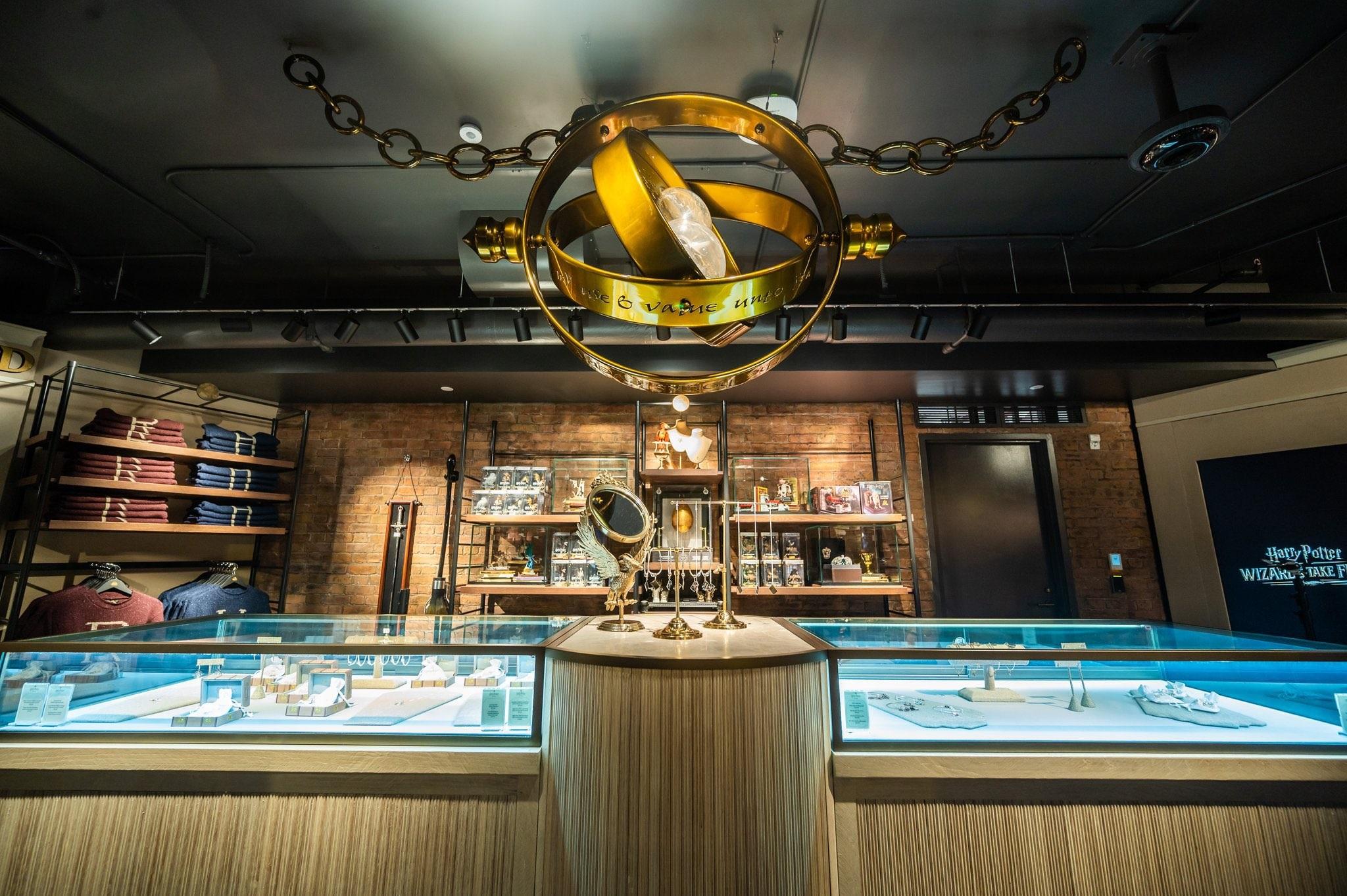 Megaloja de Harry Potter é inaugurada em Nova York; veja fotos