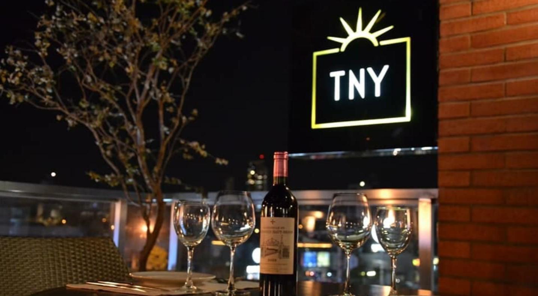 Teraço New York é opção entre os restaurantes românticos em Goiânia