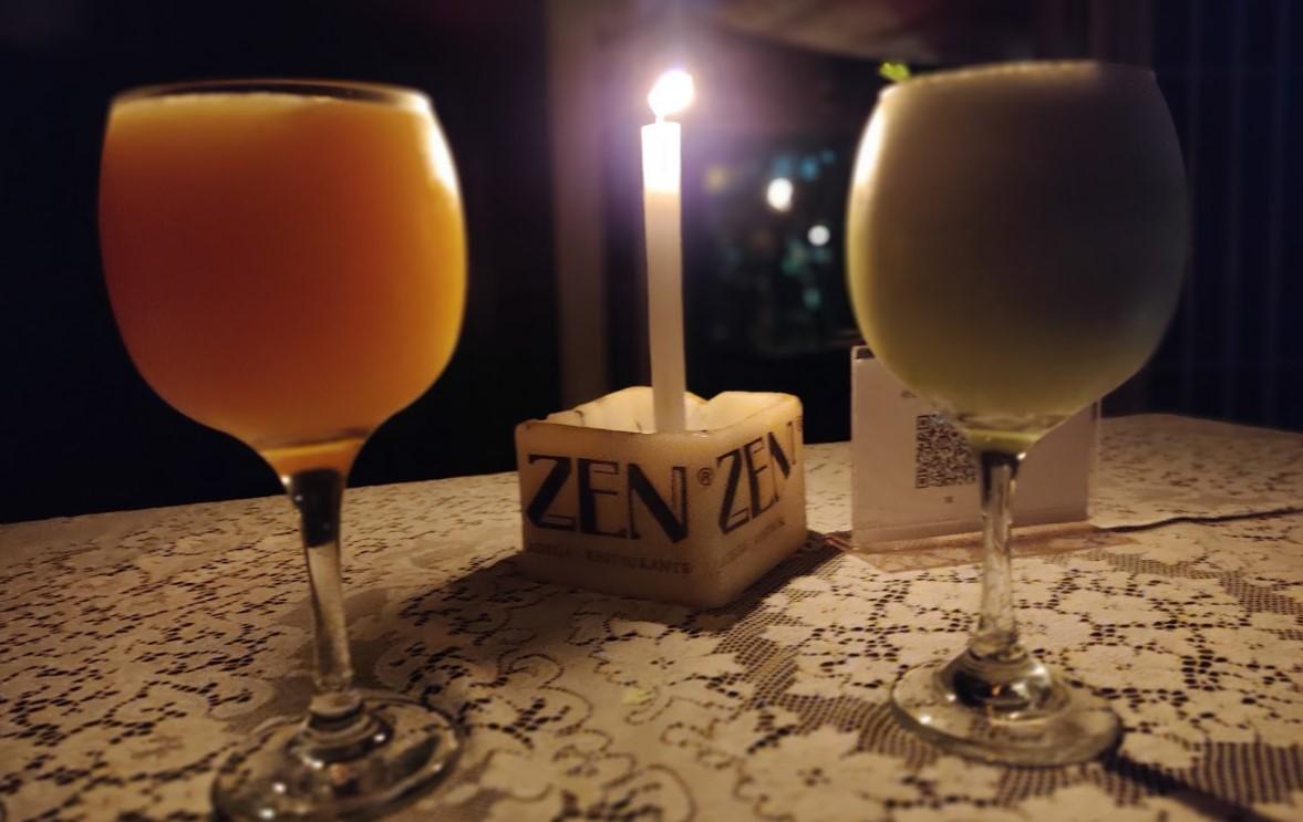 Zen Adega e Restaurante é opção entre os restaurantes românticos em Goiânia