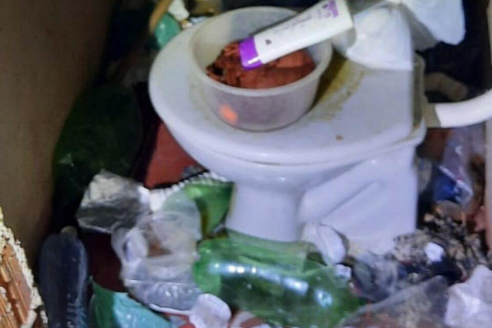 7 crianças são encontradas com fome e desidratadas em Macapá