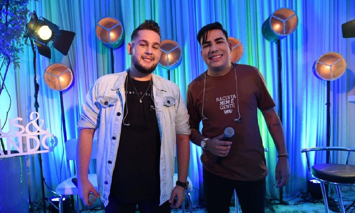 Dupla Matteus e Fernando é próxima atração do projeto 'Terça no Teatro'