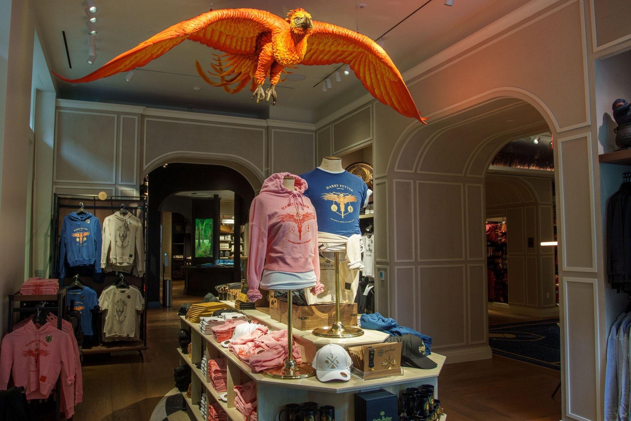 Megaloja de Harry Potter é inaugurada em Nova York; veja fotos loja