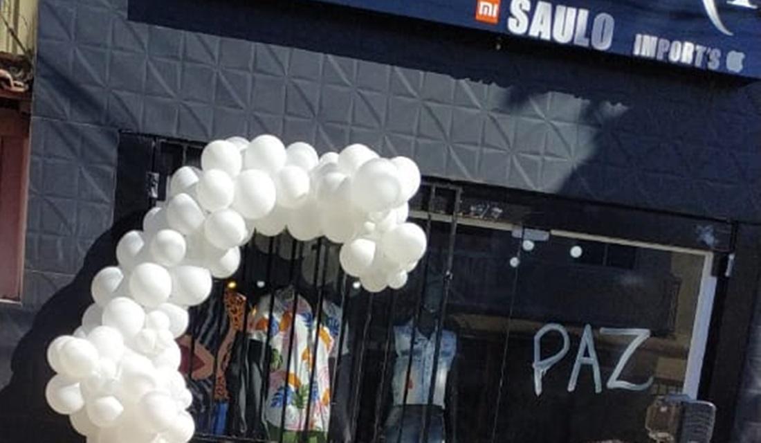 Casal gay que sofreu ameaças por causa de casamento tem a loja furtada em Anápolis