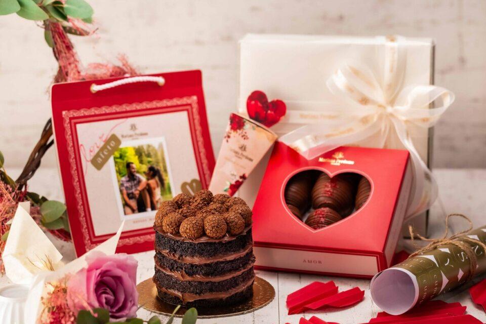 Confeitarias em Goiânia preparam kit para Dia dos Namorados