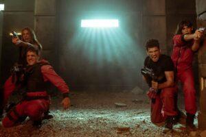Netflix divulga imagens da 5ª temporada de 'La Casa de Papel'