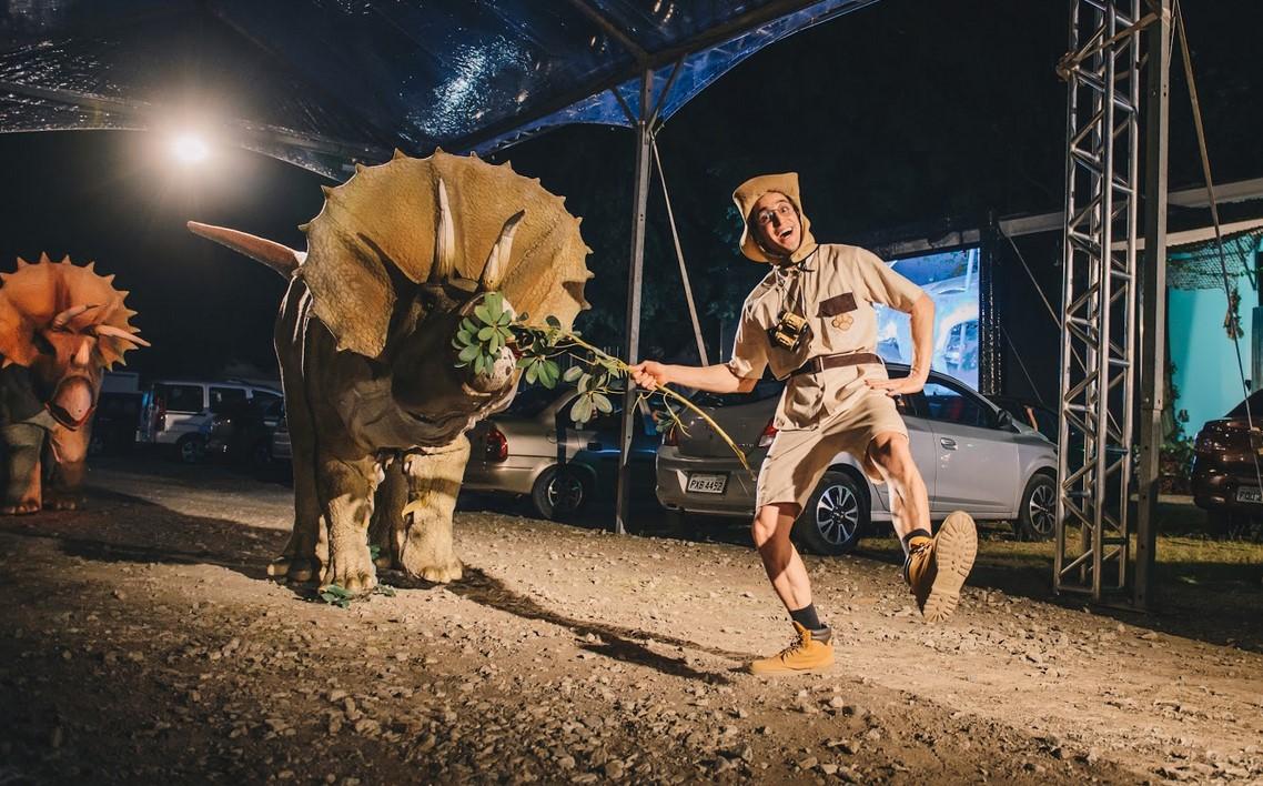 Jurassic Safari Experience accontece em Goiânia