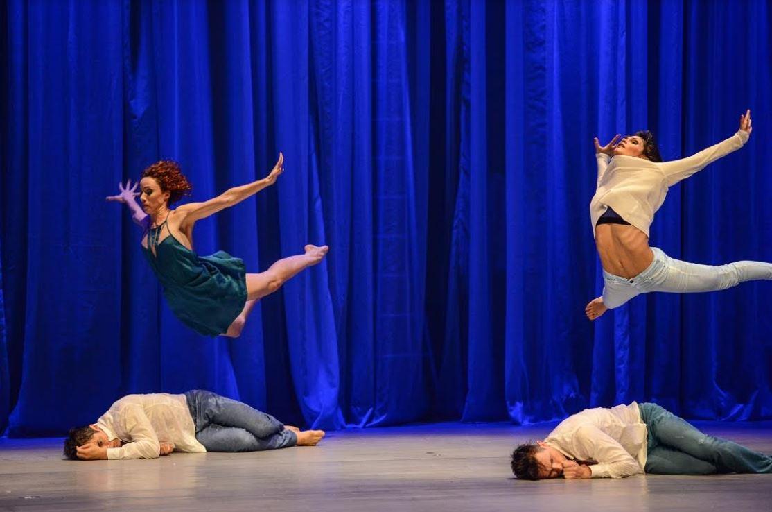 """Quasar Cia de Dança apresenta em Goiânia """"Sobre isto, meu corpo não cansa"""""""