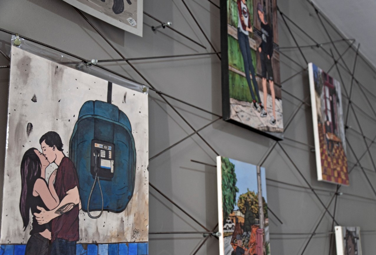 Habite Galeria reabre com oportunidades para artistas goianos