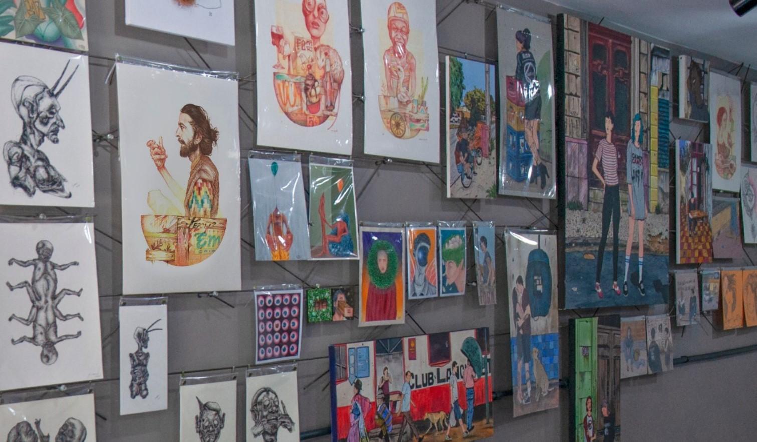 Galeria em Goiânia