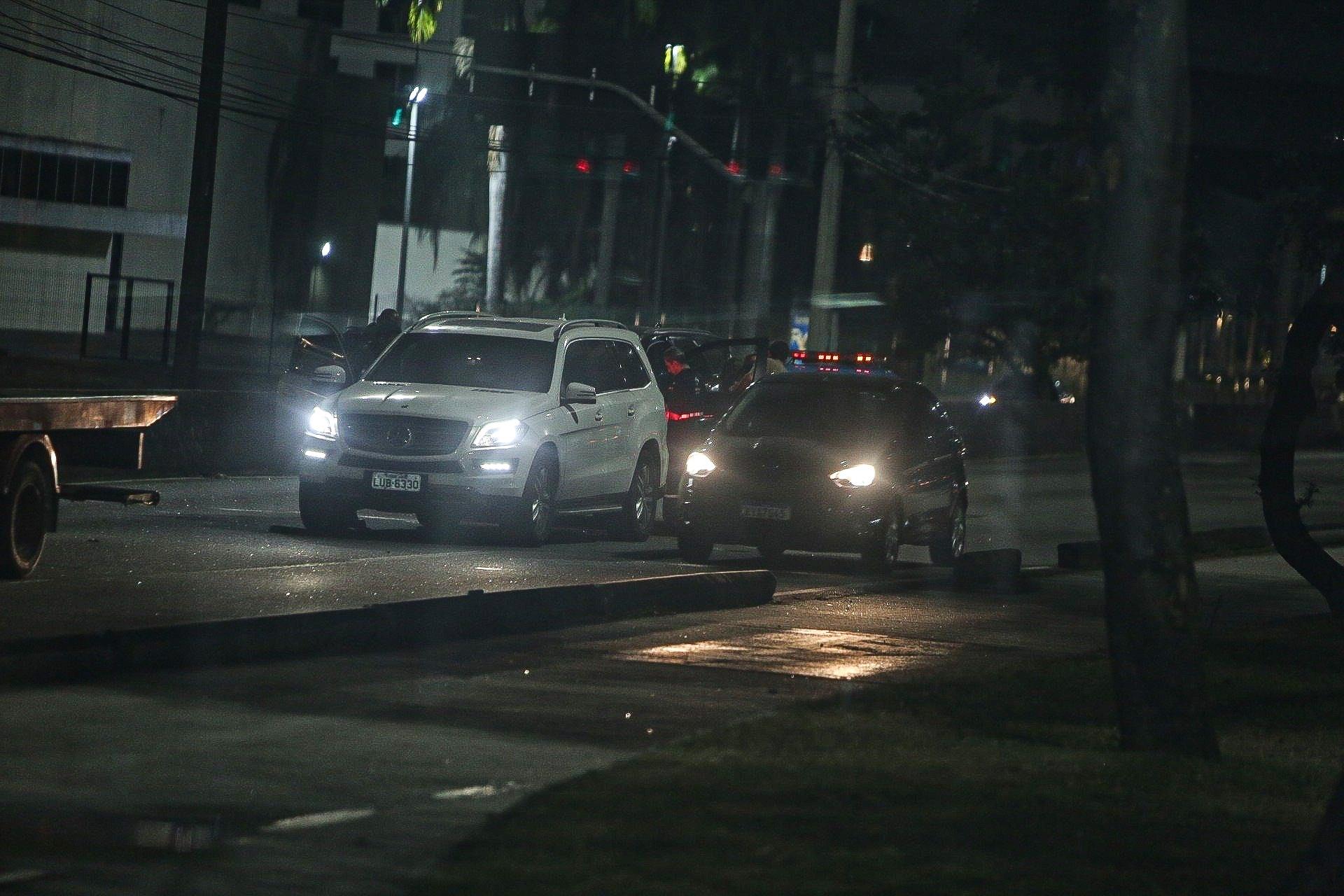 Jojo Todynho se envolve em acidente de carro no Rio