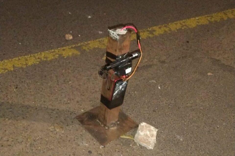 Bombas em Araçatuba