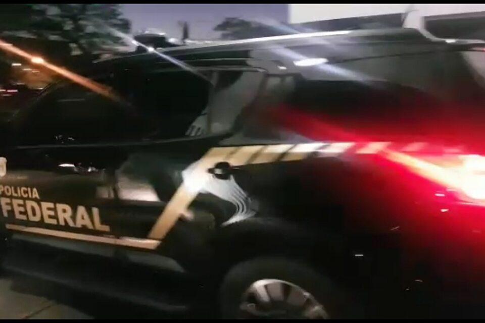 Ação da Polícia Federal contra empresa que venceu licitação para explorar o porto seco de Anápolis