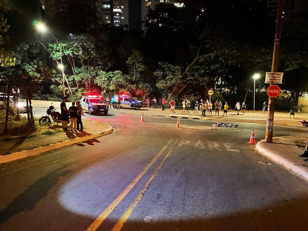Patinador morre em acidente no Parque Flamboyant