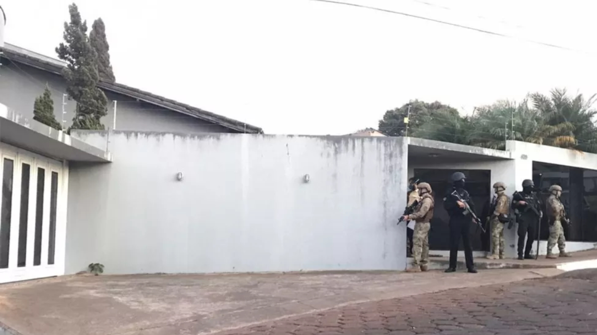 Presos suspeitos de desviarem R$ 2 milhões públicos em medicamentos em Formosa