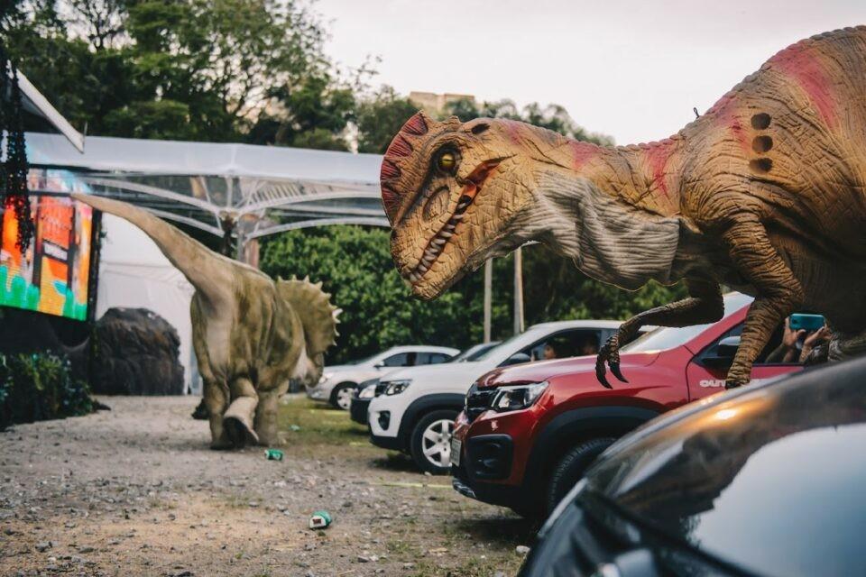 Jurassic Safari Experience retorna para Goiânia