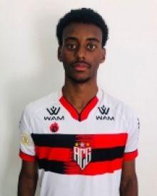Fellipe de Jesus, jogador do Atlético-GO