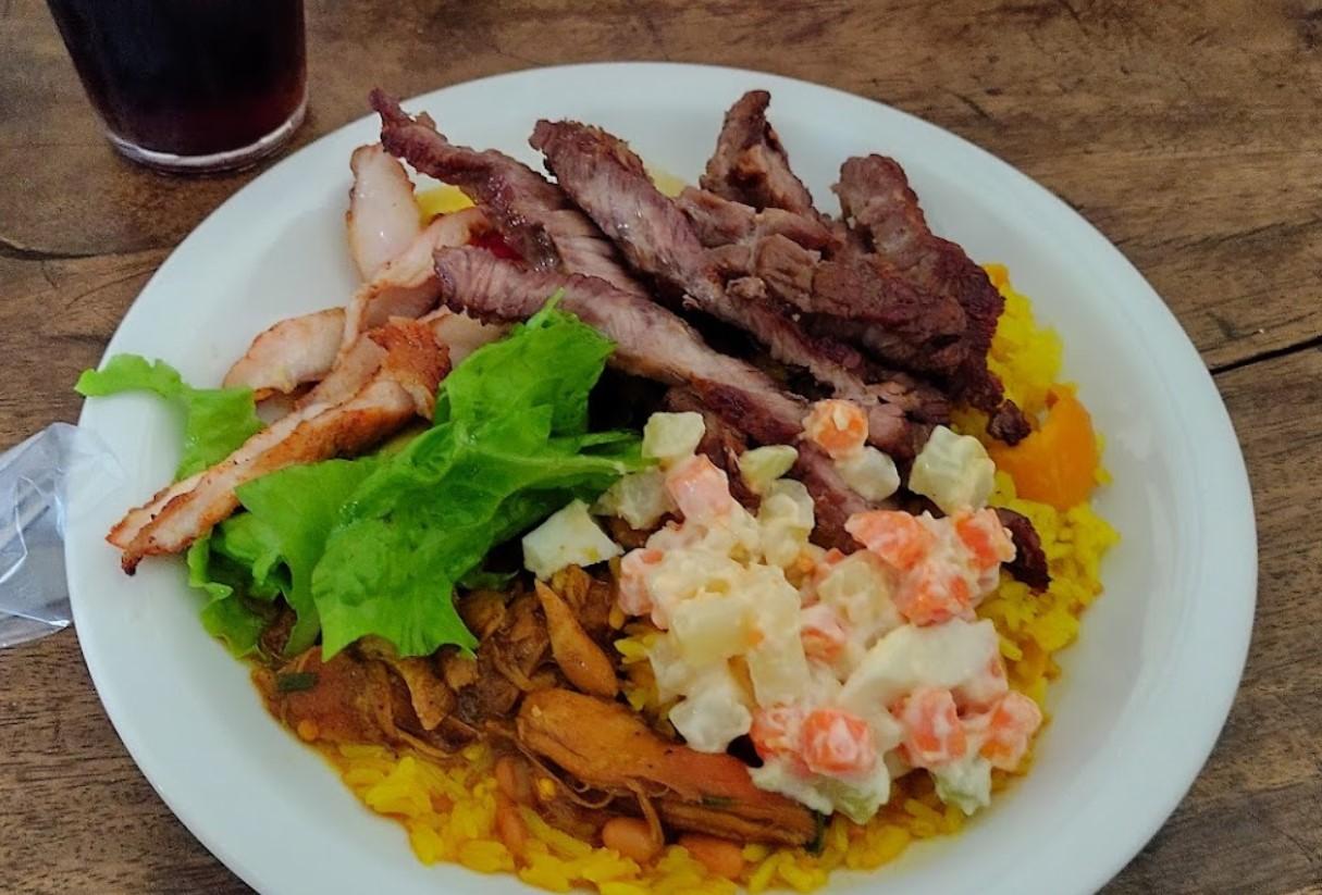 Churrascaria kabanas grill é opção para comer um bom churrasco em Aparecida de Goiânia