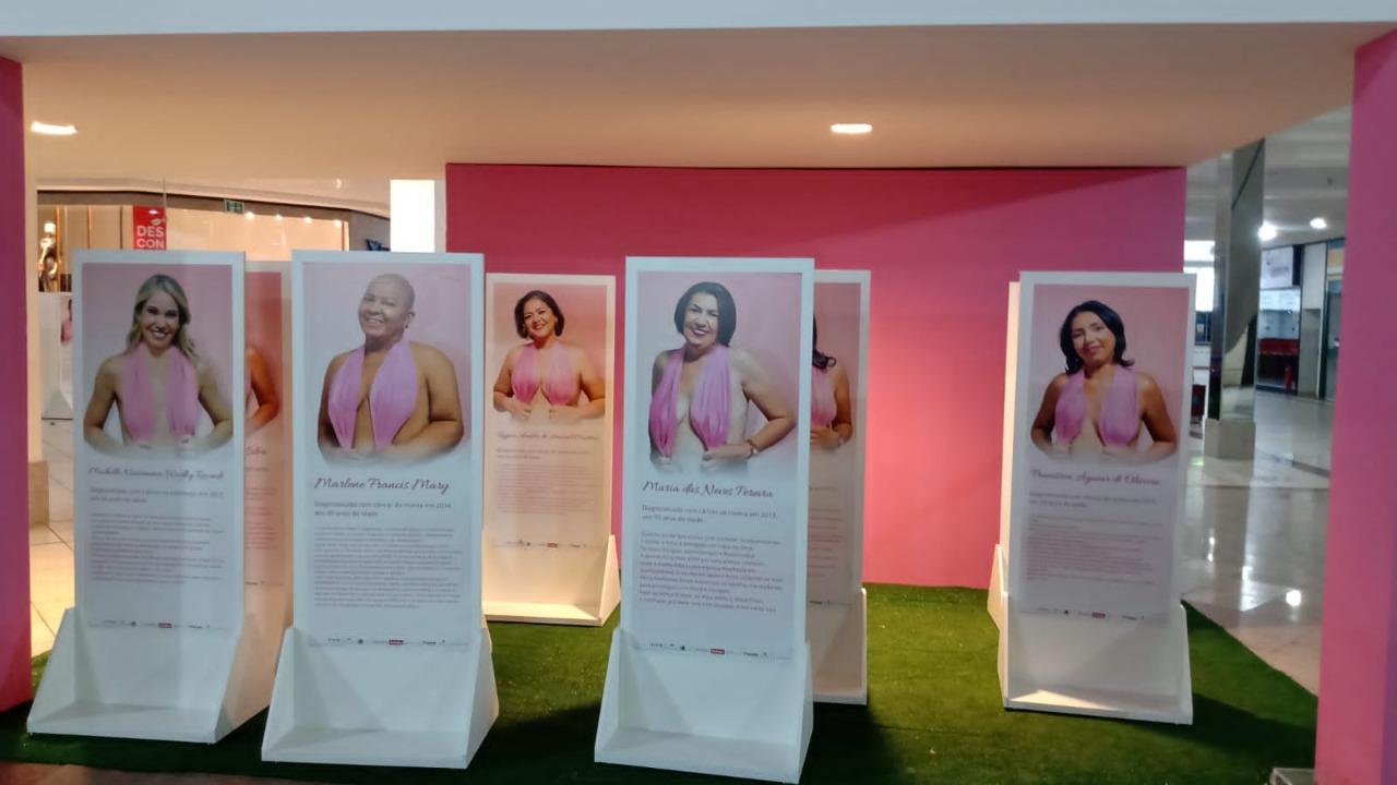 Dia D da Campanha Outubro Rosa terá arrecadação de cabelos para Banco de Perucas em Goiânia